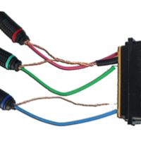 Adattatore RCA - SCART
