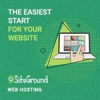 Hosting SiteGround